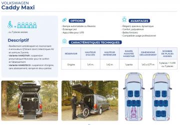 Volkswagen Caddy Maxi (3) 1.6 Tdi 102 Maxi Trendline TPMR