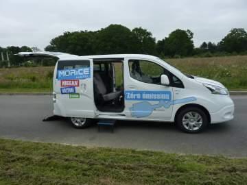Vente et aménagement de véhicules TPMR à Morcenx
